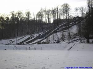 20110108-120 - Sprungschanzenanlage