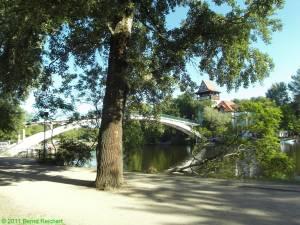 Abteibrücke in Treptow