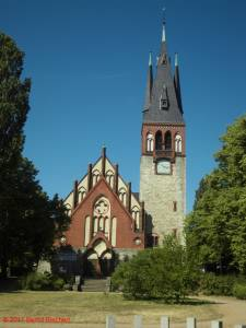 Genezareth-Kirche in Erkner