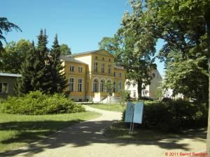 Gerhard-Hauptmann-Museum in Erkner