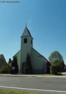 Hoffnungskirche in Neu-Hartmannsdorf