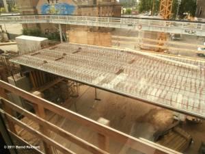 Ringbahn-Überquerung in Stralau