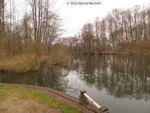 20120404-02 - Absalonshorst, an der Wakenitz in Lübeck. Aufgenommen am 04.04.2012