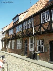 20120406-20 - Lübeck, Fachwerkhäuser in der Duvekenstraße