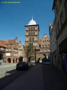 20120406-30 - Lübeck, Innenseite des Großen Burgtores