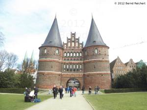 20120406-37 - Lübeck, Holstentor