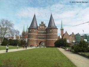 20120406-41 - Lübeck, Holstentor