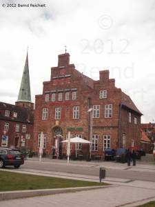 20120407-03 - Travemünde, Alte Vogtei