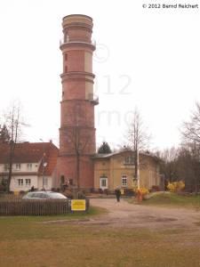 20120407-14 - Travemünde, alter Leuchtturm, angeblich ältester Leuchtturm Deutschlands