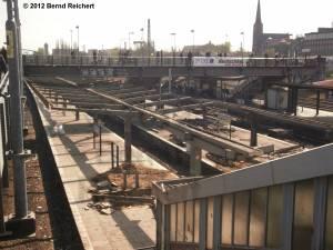 20120412-06 - Blick auf den Bahnhof Warschauer Straße von der Warschauer Brücke