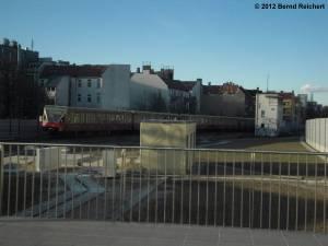 20120416-08 - Ostkreuz - Blick vom nördlichen Ende des neuen Ringbahnsteiges nach Norden