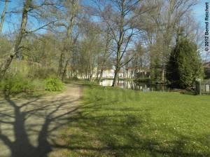 20120421-03 - Rheinsberg, Schlossparkblick vom Rhintor aus