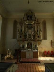 20120428-07 - Prenzlau, St. Sabinen Kirche, Altar