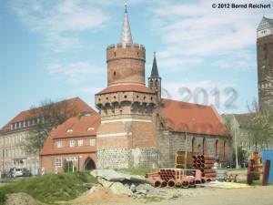 20120428-09 - Prenzlau, Mitteltor und Heiliggeistkirche