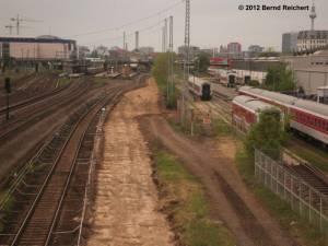 20120429-06 - Blick von der Modersohnbrücke Richtung Warschauer Straße