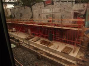 20120715-20 - Nur wenige Meter weiter: Betonarbeiten