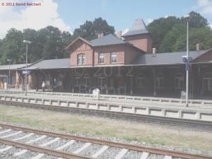 20120811-01 - Bahnhof Putbus