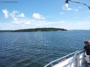 20120811-14 - Blick auf das Nordostufer (Kochufer) der Insel Vilm
