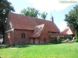20120813-01 - Waase (Ummanz): St.-Marien-Kirche