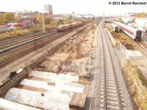 20121110-05 - Blick von der Modersohnbrücke aus in Richtung Warschauer Straße