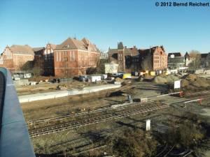20121228-13 - Der neue eingleisige Regionalbahnsteig der Wriezener Bahn