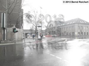 20130209-01 - Kreuzung Elsenbrücke/Stralauer Allee/Markgrafendamm/Alt-Stralau