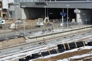 20130326-05 - Ostkreuz, Blick auf den neuen nördlichen Regionalbahnsteig