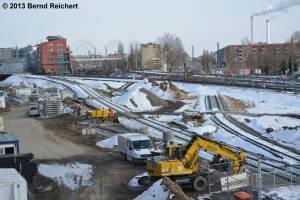 20130326-11 - Ostkreuz, Blick von der Kynastbrücke in Richtung Osten