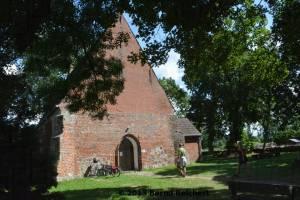 20130731-33 - St. Marien Kirche in Netzelkow (Gnitz, Usedom)