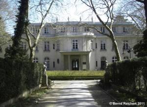 Haus der Wannsee-Konferenz, Aufnahme 10.04.2011