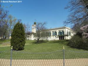 Schloss Glienicke, Aufnahme 10.04.2011
