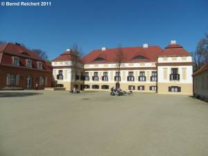 Schloss Caputh, Aufnahme 10.04.2011