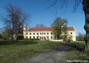 Schloss Petzow, Aufnahme 10.04.2011