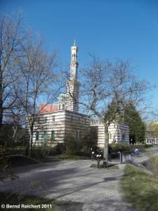 """""""Moschee"""" in Potsdam"""